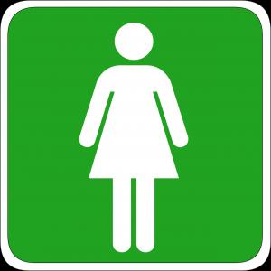 vrouw